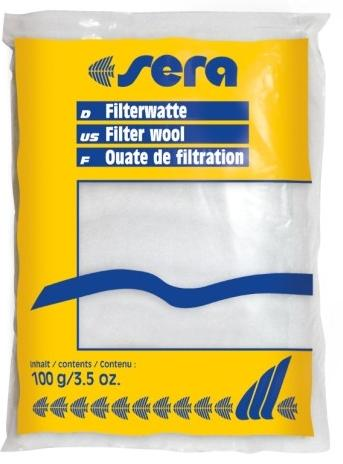 Sera Filterwatte 250 g